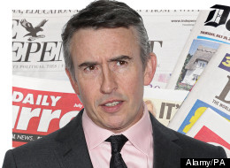 Steve Coogan Compares The Mail Online To Paedophilia