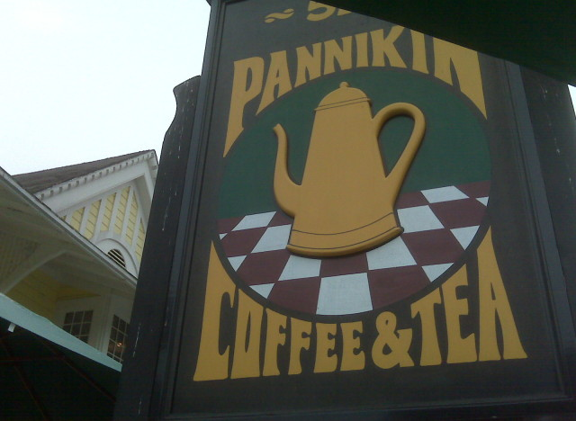 pannikin coffee