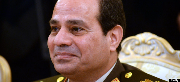 Sisi To Run For President Of Egypt