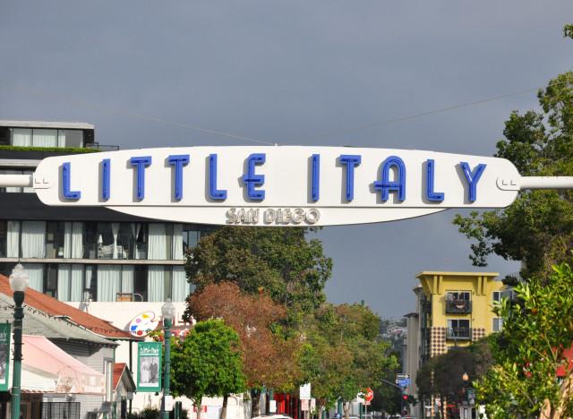 Italian Food Places In San Diego