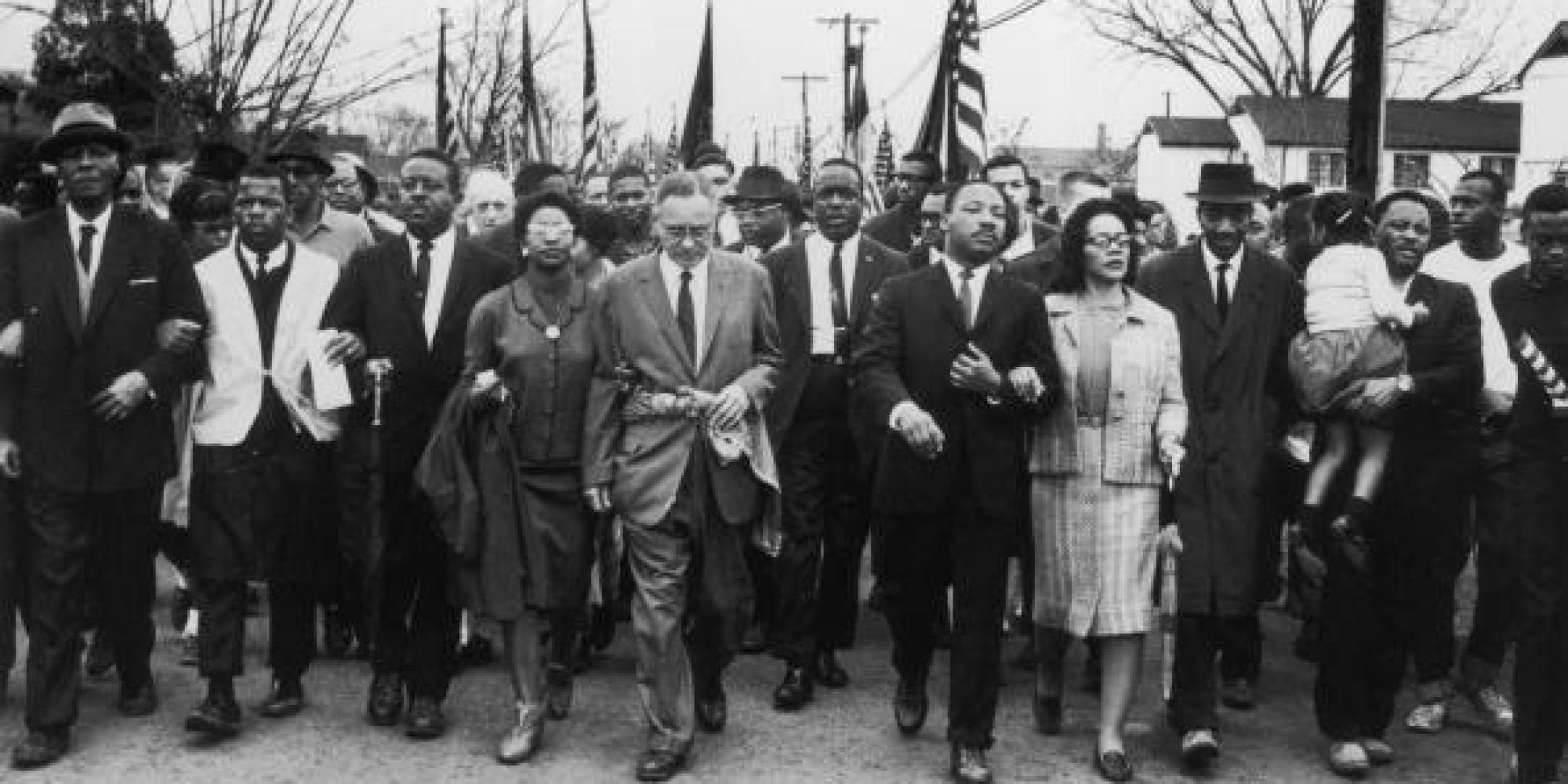 Selma to Montgomery - Capturing the Selma-to-Montgomery March ...