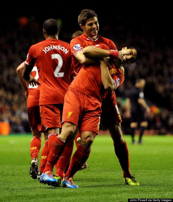 Luis Suarez And Steven Gerrard Reunited: Liverpool 2-1 Sunderland: Brendan Rodgers Praises Reds's