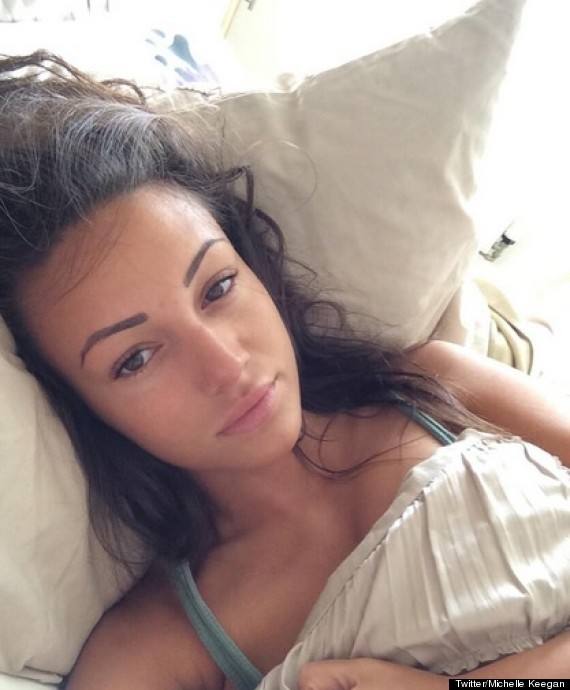 Coronation Street Star Michelle Keegan Hits Back
