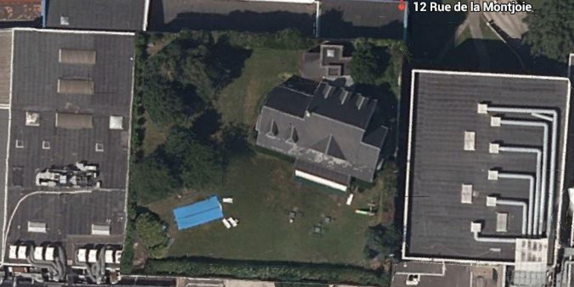 Secret story la maison des secrets sur le toit d 39 un immeubl - Ou se trouve la maison de secret story ...