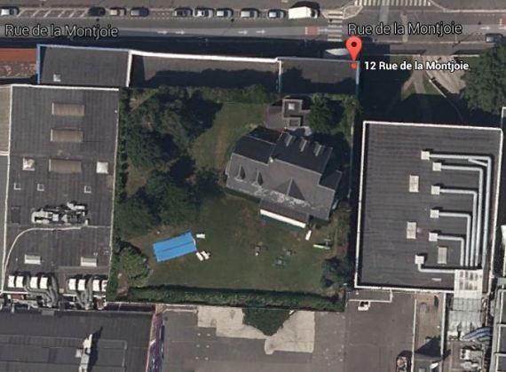 Secret story la maison des secrets sur le toit d 39 un immeubl - Ou se trouve la maison des secrets ...