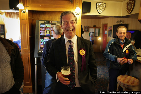 nigel farage pub