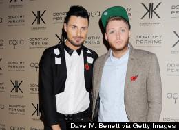 Video: Rylan Defends 'X Factor Husband' James