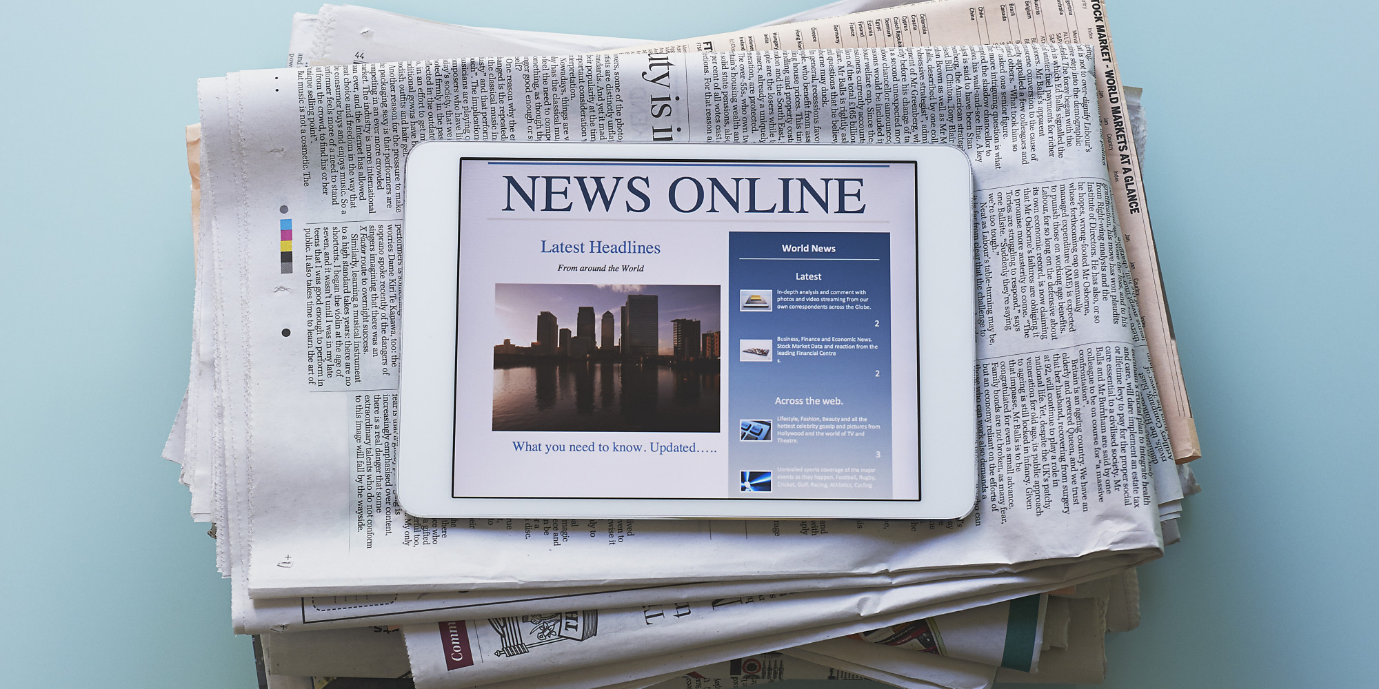 News News: Seven Ways Tech Is Changing Journalism And News