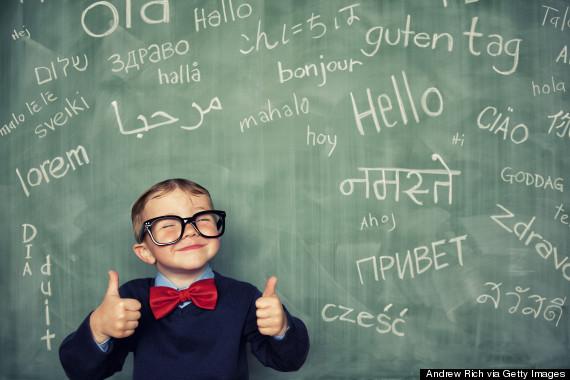 kid foreign language
