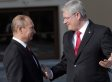 Harper: Vladimir Putin Wants To Be Rival To The West, Not A Partner