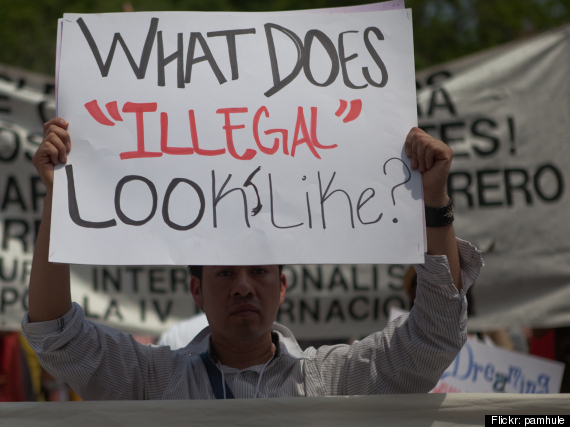illegal immigration and policy The research below delves into many facets of illegal immigration and  array of  interior enforcement policies aimed at identifying unauthorized immigrants for.