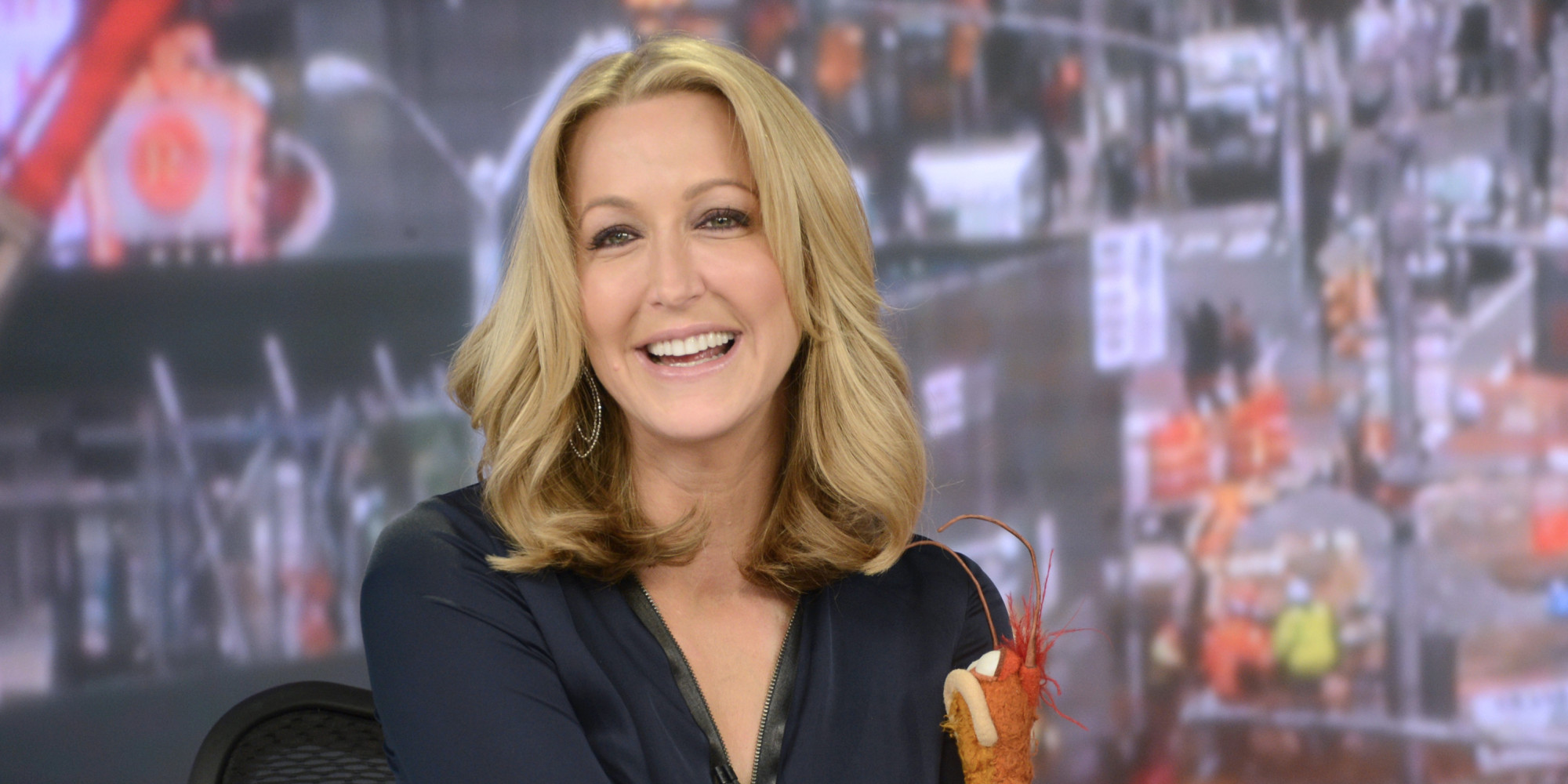 Lara Spencer Signs New Deal To Stay At 'Good Morning