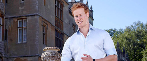 PRINCE HARRY REALITY TV