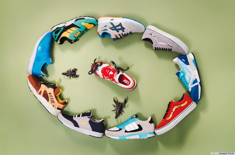 sneakers scorpions