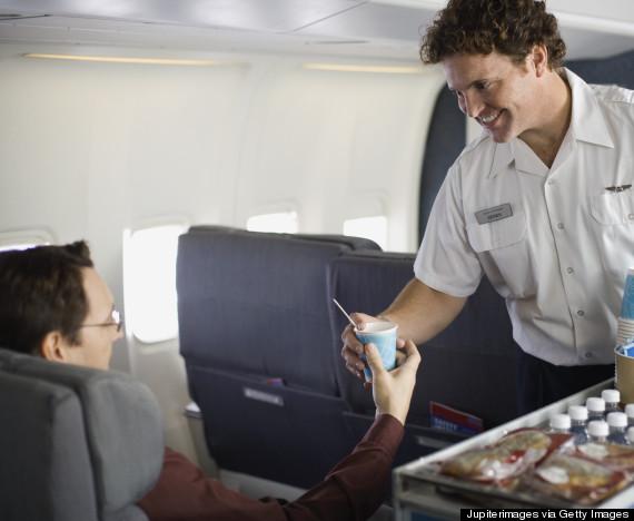 airplane beverage cart