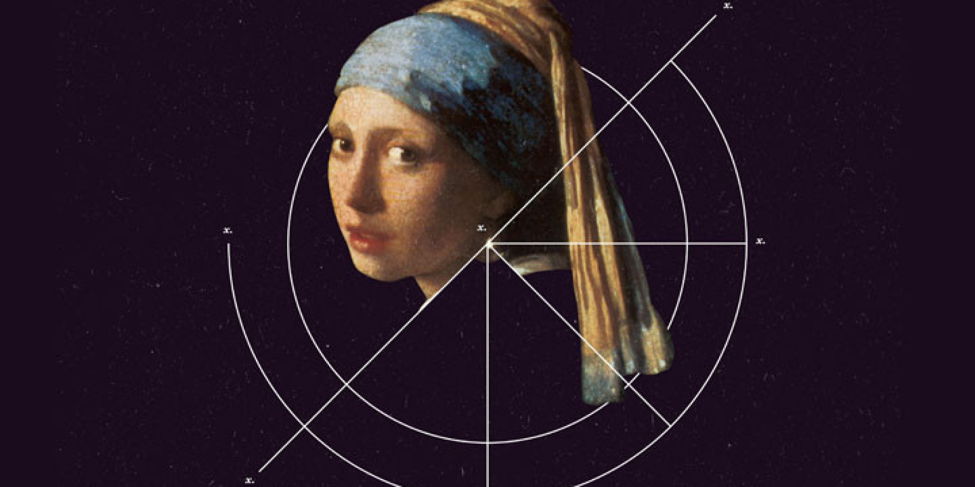 The Beauty Of Art History's Masterpieces Lies In One Math Problem