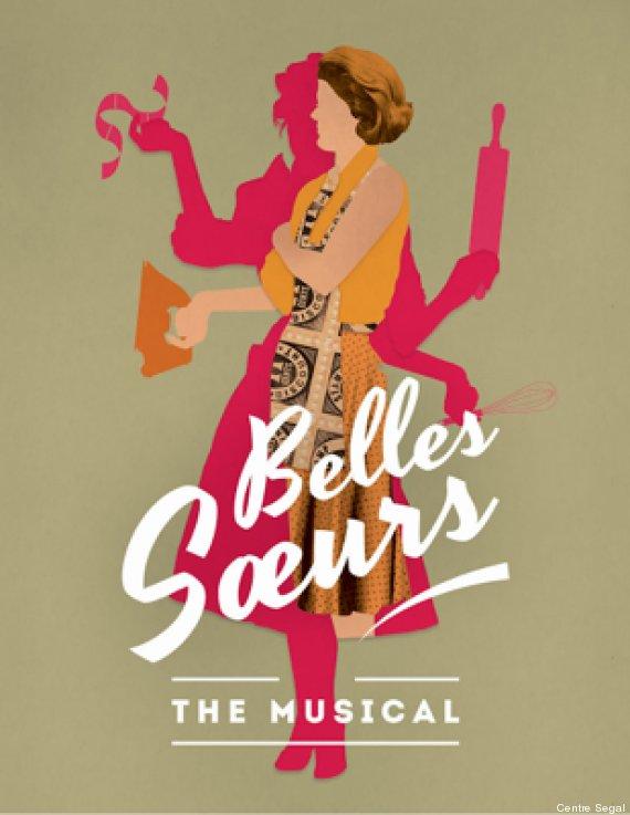 belles soeurs the musical