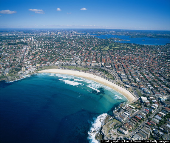 bondi beach  the place we u0026 39 d all rather be right now