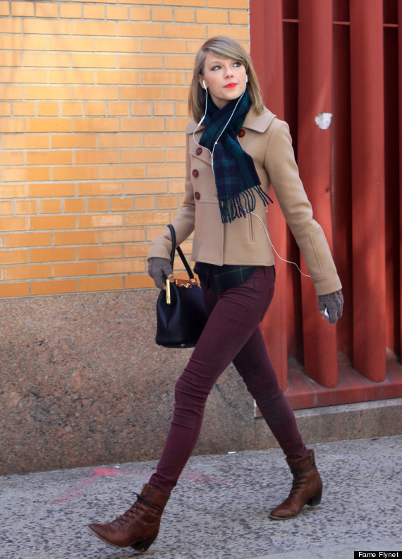 Excellent Burgundy Pants Outfit Plum Pants Black Pants Color Pants Moda Fashion