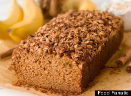 Gorgeous Gluten-Free Banana Bread