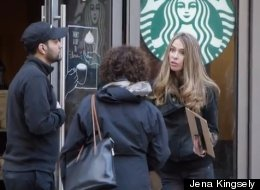 What If Starbucks Had A Bouncer?