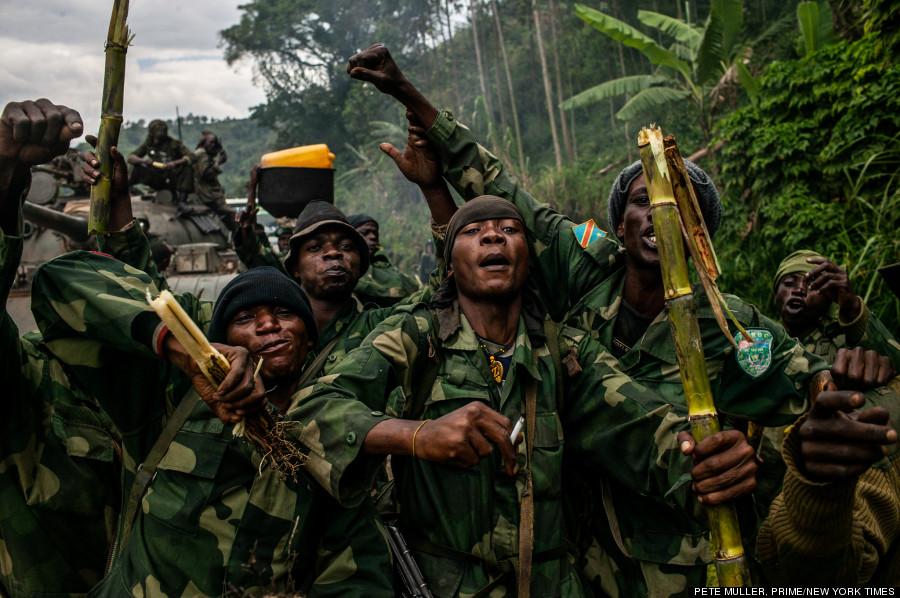 congolese commandos