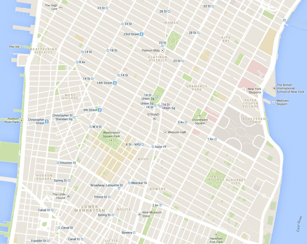 Google Naps Is Like Google Maps But A Million Times Better - Nyc map google maps