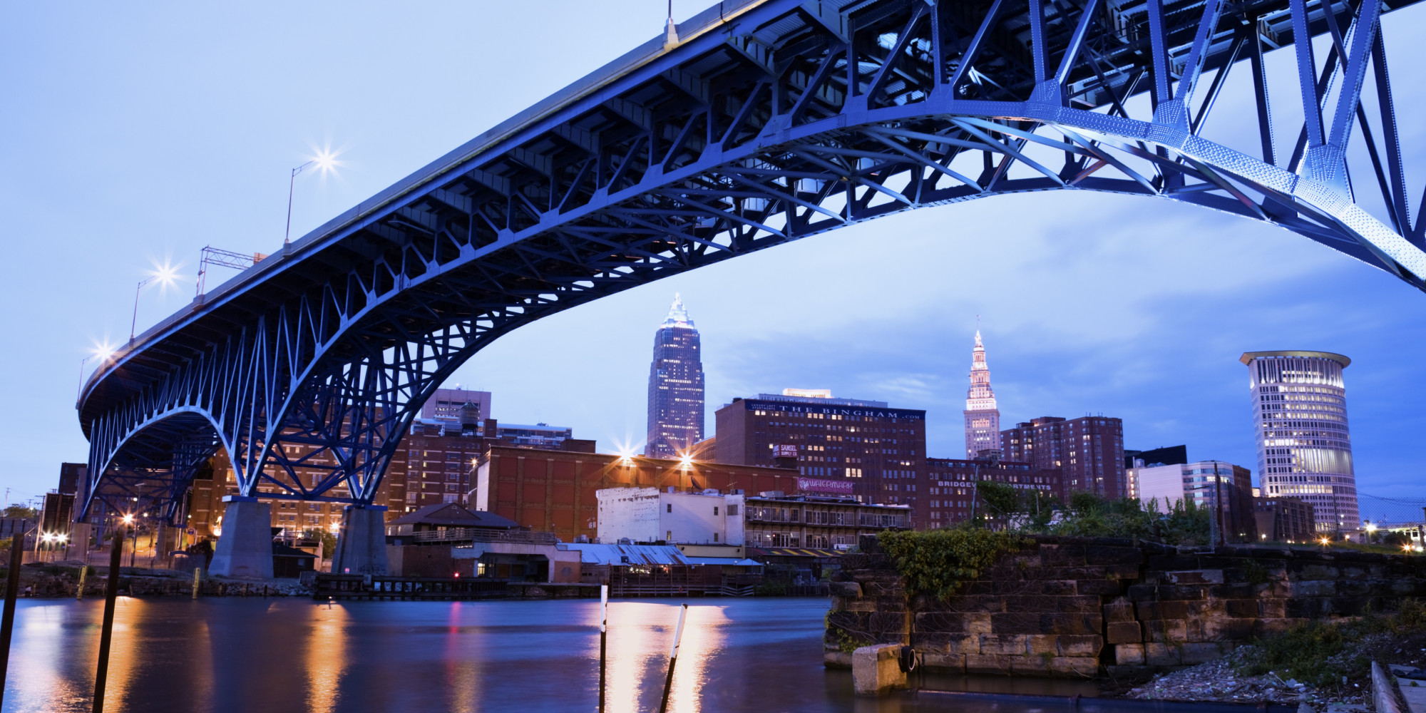 Why Cleveland Ohio Is Making Headlines Huffpost
