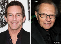 Jeff Probst Larry King