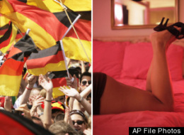 Germany World Cup Sex