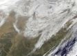 Winter 2014: Time-Lapse Animation From GOES Satellite Lends Elegance To Winter Brutality