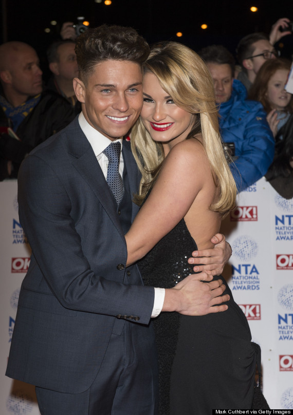 sam faiers to quit towie for joey essex huffpost uk