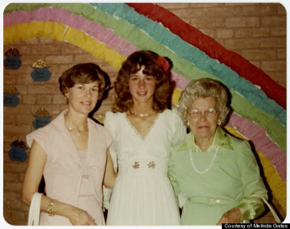 melinda gates grandma