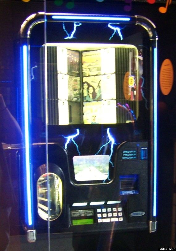 wall jukebox