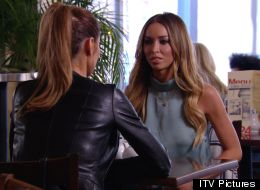 'TOWIE': Lauren Gives Chloe A Piece Of Her Mind...