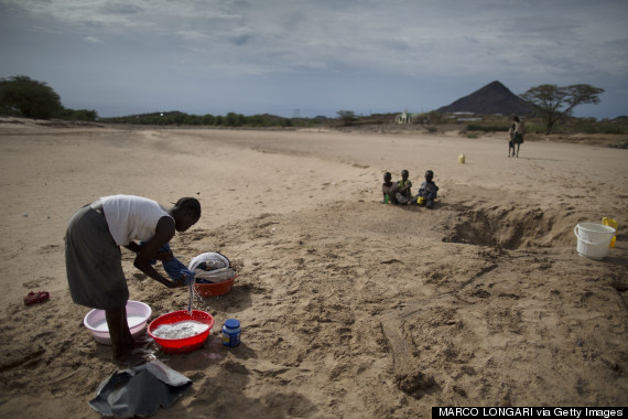 drought africa