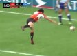 Japan Rugby 7s Player Fails With Swan Dive Try (VIDEO)