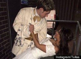 Tulisa Hit With Twitter Abuse After Posing With Niall