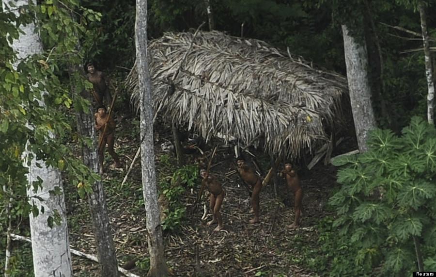 indigenous amazon tribe