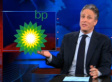 Jon Stewart Returns And Gloriously Rips BP For Lack Of Progress (VIDEO)