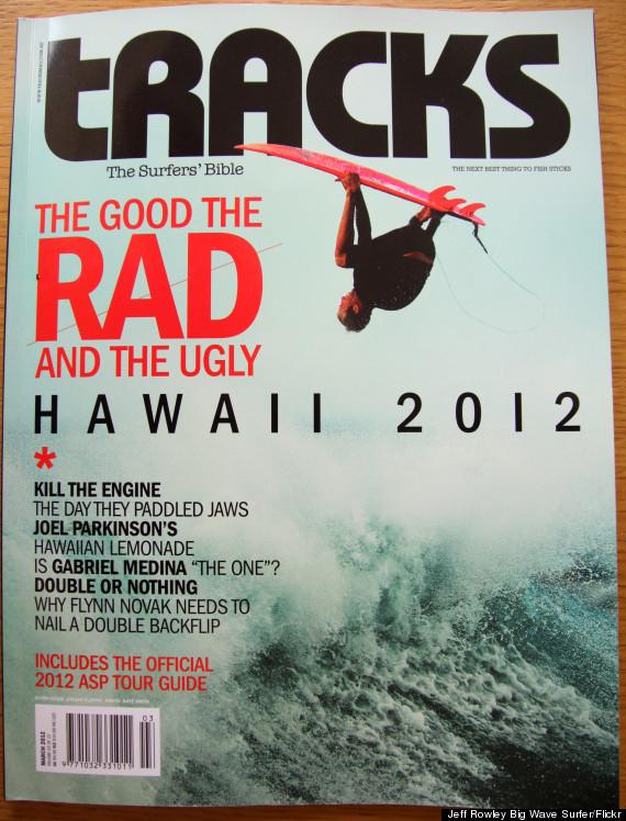 tracks magazine