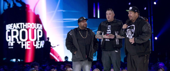 A Tribe Called Red Junos