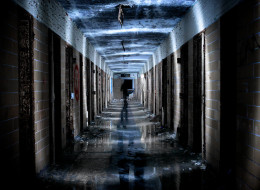 Eerie Photos Of A Remote Abandoned Prison Will Give You Chills