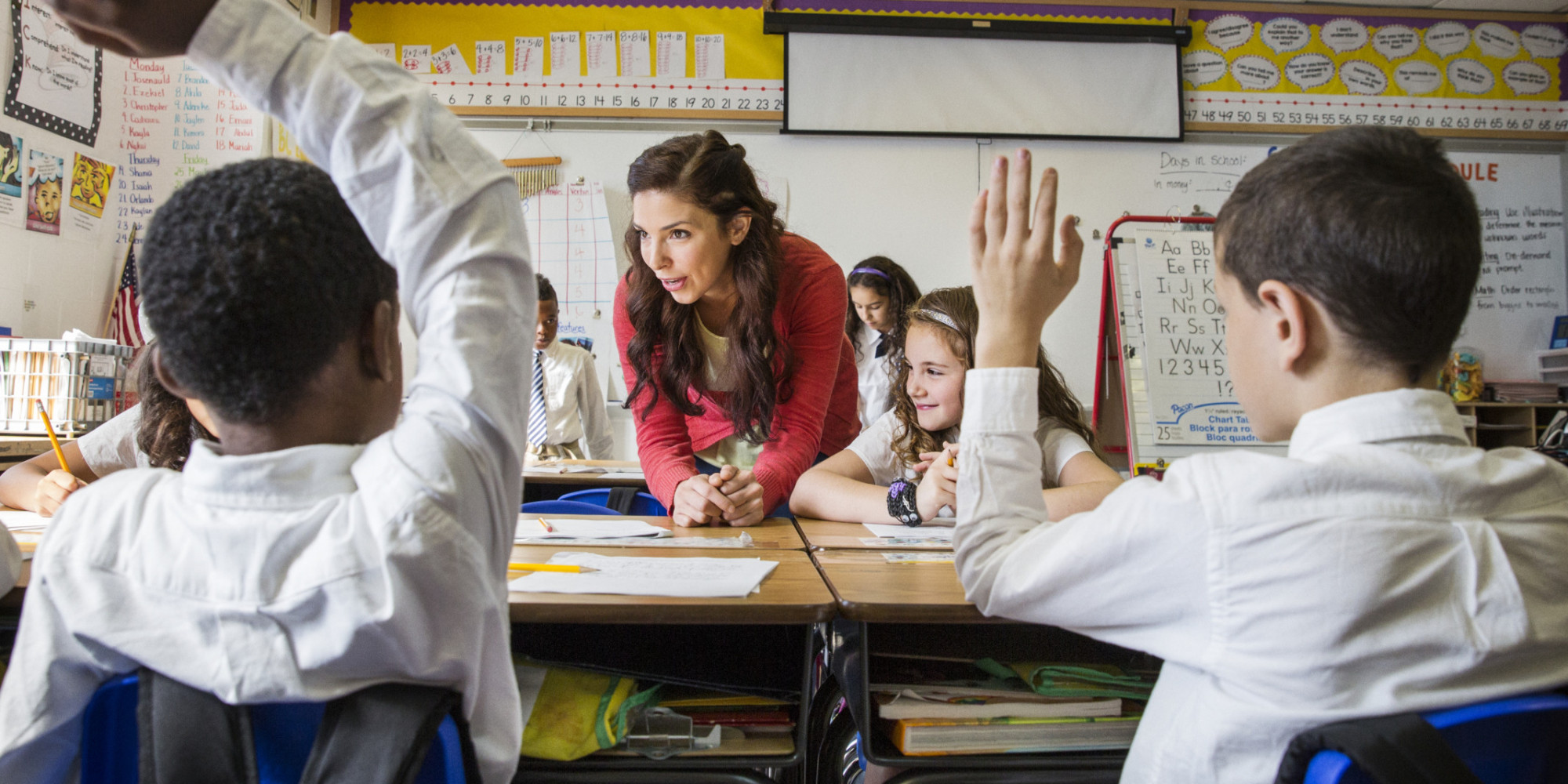 teacher in america You are interested in teaching german: wunderbar the credential requirements  to teach german vary depending on level and state this guide provides basic.