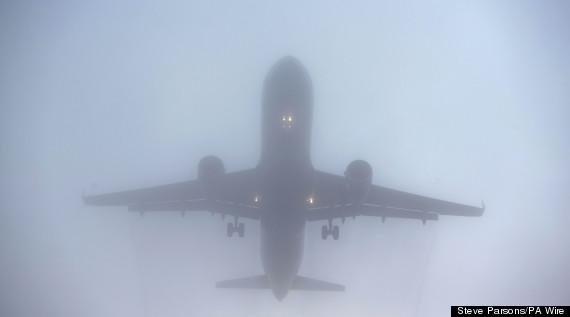 fog heathrow