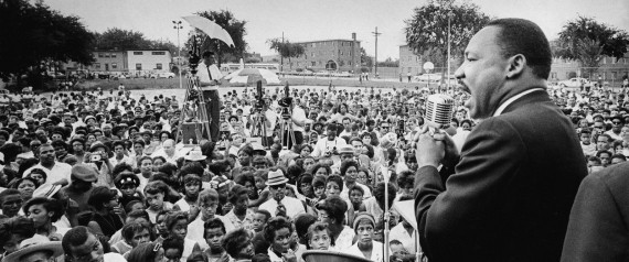 MARTIN LUTHER KING JR 1965