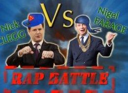 If The Second Nick Clegg Vs Nigel Farage Debate Was A Rap Battle