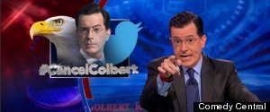 COLBERT RESPONDS TO CANCELCOLBERT
