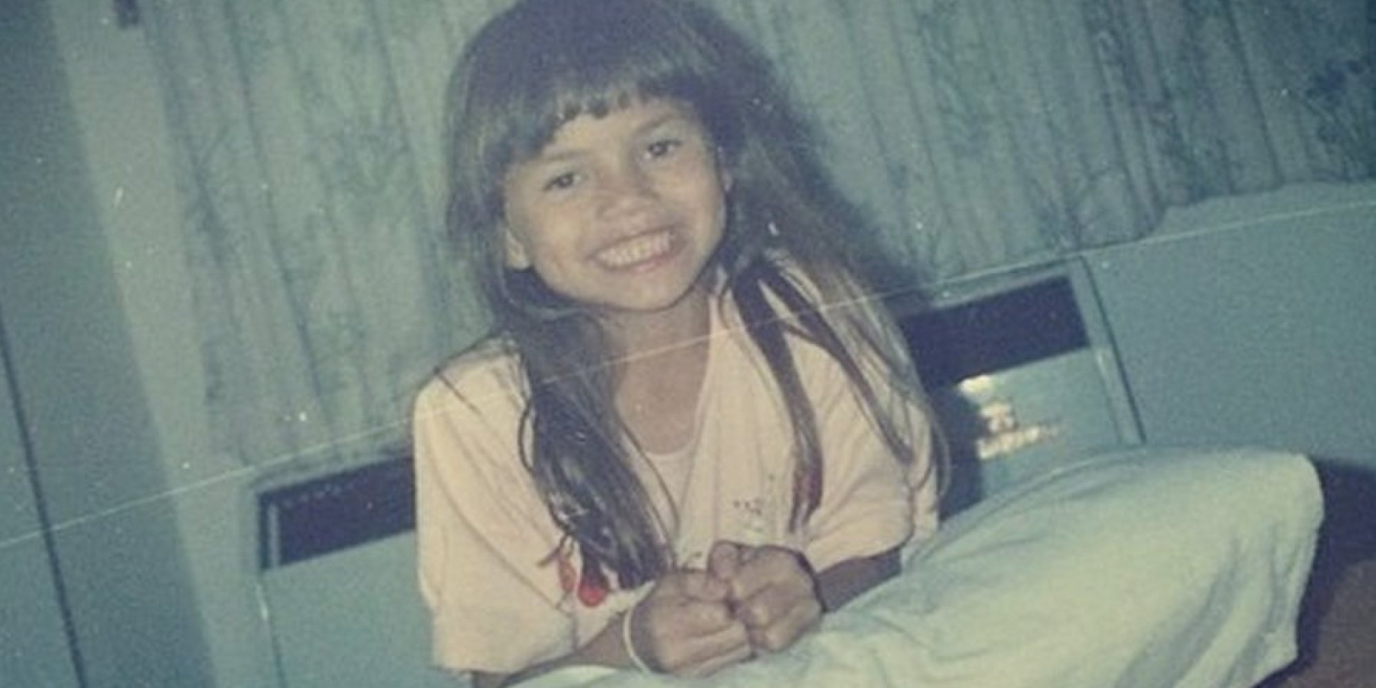 Chrissy Teigen Was Just As Adorable As A Child