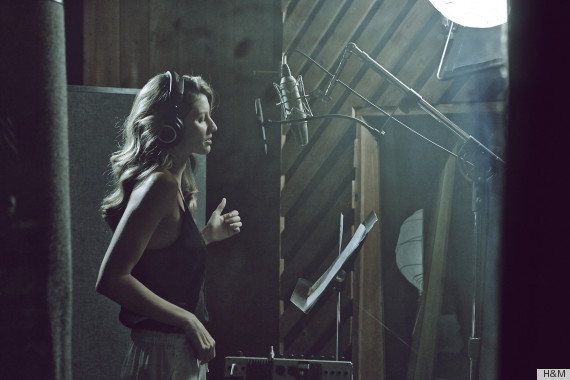 gisele singing